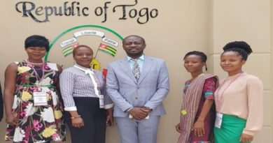 TOGO AT THE AFRICAN WOMEN'S FORUM