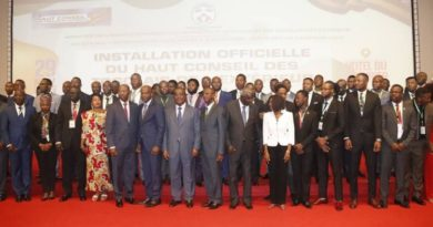THE TOGOLESE DIASPORA HAS A HIGH COUNCIL