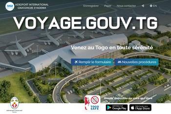 Traveling to Togo: New arrangements